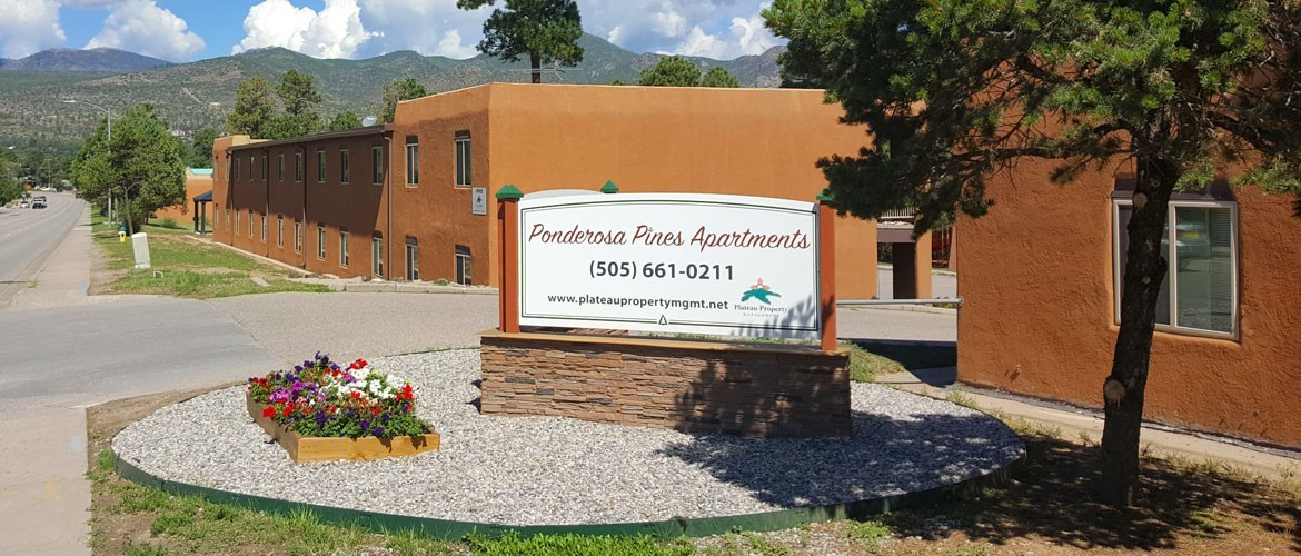Ponderosa Pines Is Centrally Located, Right In The Middle Of Town