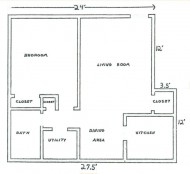 Cottonwoods floorplan