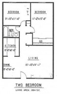 Ponderosa Pines floorplan 2