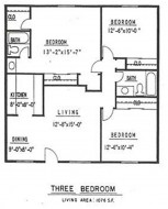 Ponderosa Pines floorplan 3