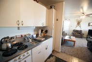 Easy access kitchens