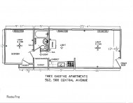 Tres Casitas floorplan